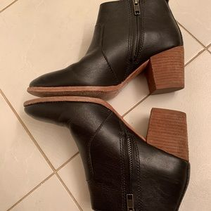 Madewell Brenner Bootie